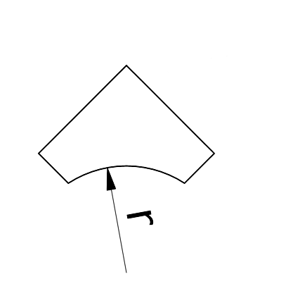 GEKA Radius stempel form