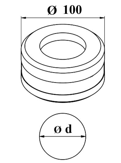 GEKA Rund matrice Nr. 12