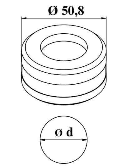 GEKA Rund matrice Nr. 5