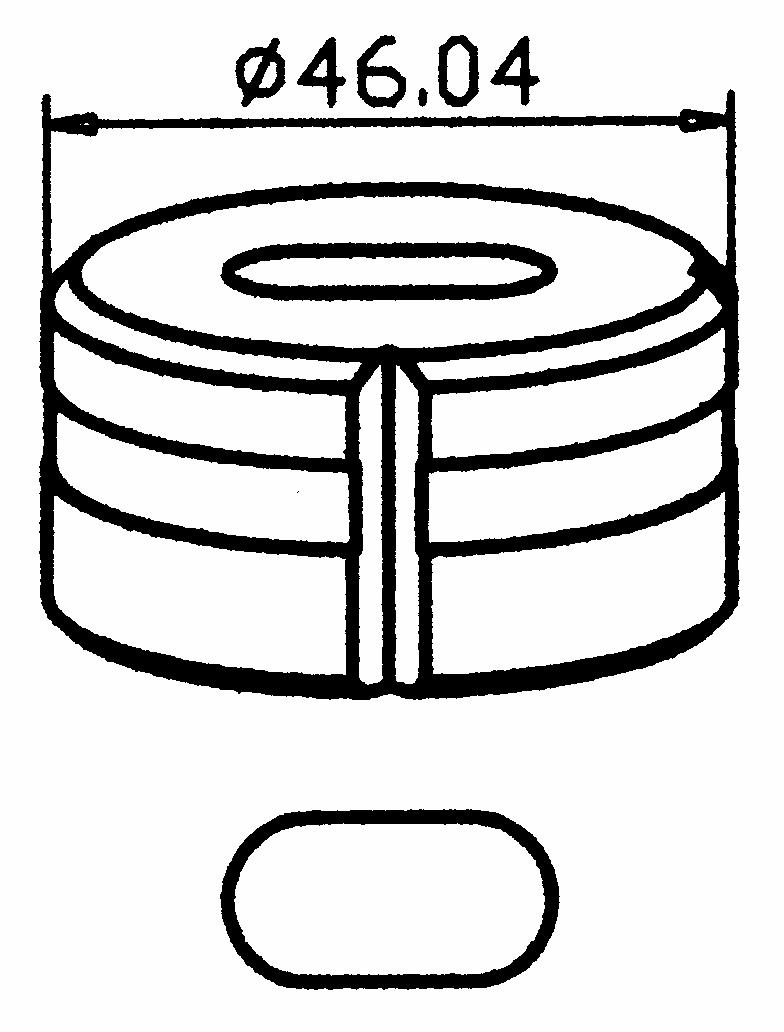 Peddinghaus Ovalmatrice Nr. 2