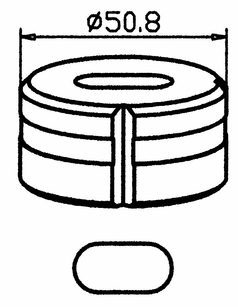 Peddinghaus Ovalmatrice Nr. 3
