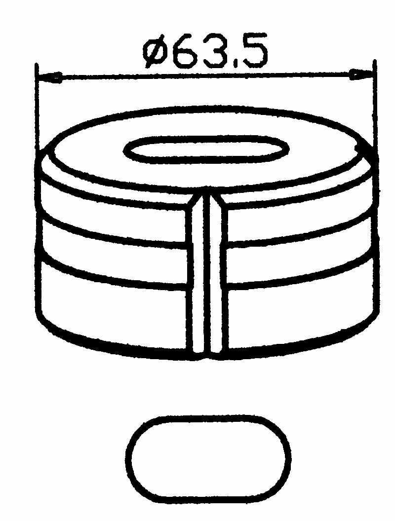 Peddinghaus Ovalmatrice Nr. 4