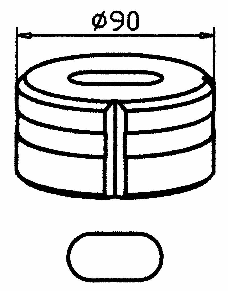 Peddinghaus Ovalmatrice Nr. 6