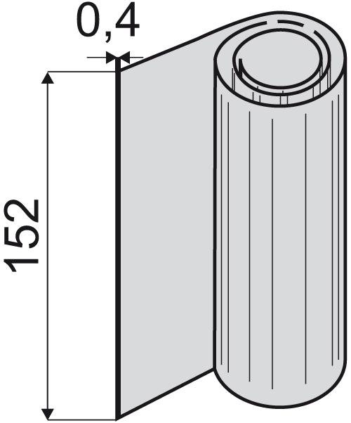 UKB VU-0,4x152