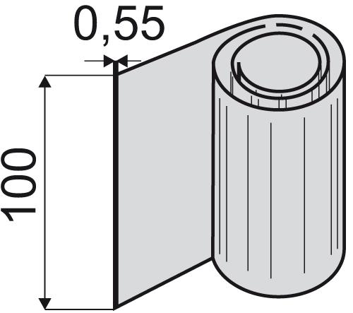 UKB VU-0,55x100