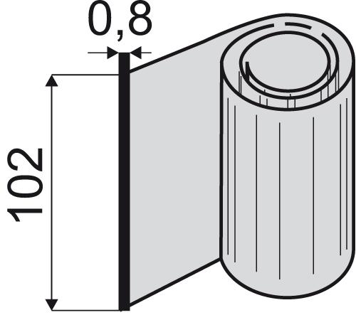 UKB VU-0,8x102