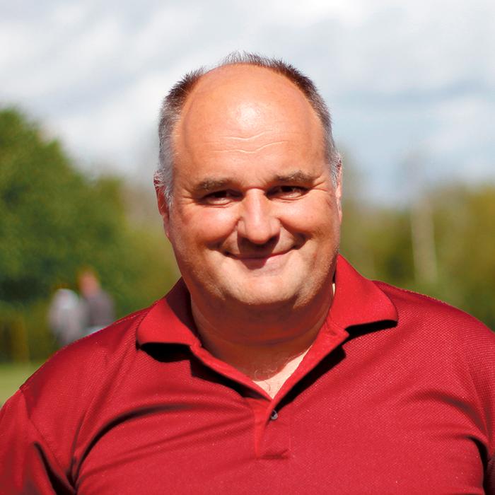 Claus Hansen. Salgschef
